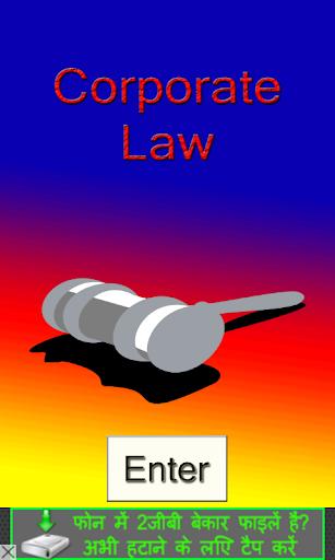 India Corporate Law