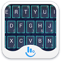 Neon Dream Keyboard Theme icon