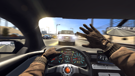 Traffic Tour: Multiplayer Racing 1.3.3 screenshots 23
