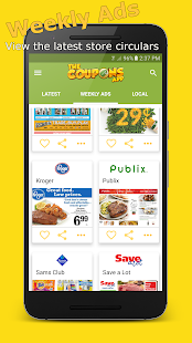The Coupons App - náhled