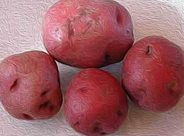 Chef's Note: Why red potatoes? These are also called waxy potatoes. They have a...