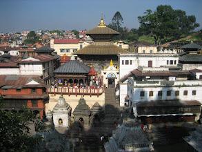 Photo: Pashupatinath (Vallée de Katmandu)