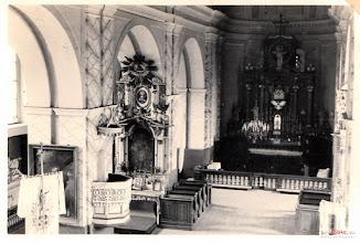 Photo: Wnętrze kościoła
