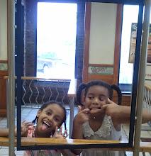 Photo: Kaleya and Kidan