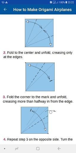 How to Make 3D Origami Airplane « Origami :: WonderHowTo | 512x256