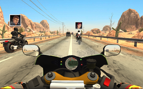 Racing Fever: Moto MOD Apk (Unlimited Money) 10