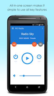 RO Radio - náhled