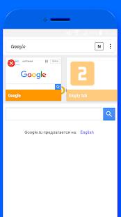web explorer - fast internet - náhled