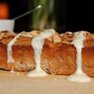 Coconut Milk Banana Pound Cake.