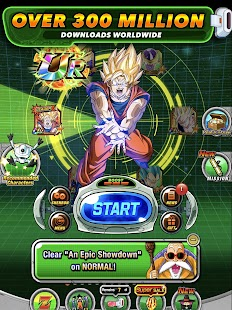 DRAGON BALL Z DOKKAN BATTLE Screenshot