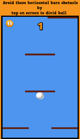 android Crazy Unity Ball Screenshot 1