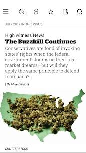 High Times Magazine Apk 4