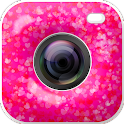 Lovely Photo Frames App icon