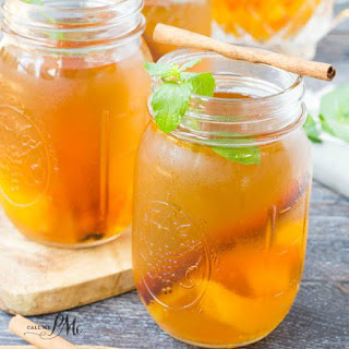 Peach Cobbler Moonshine.