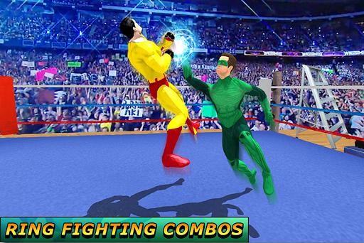 World Superhero Boxing Tournament 1.0 screenshots 2