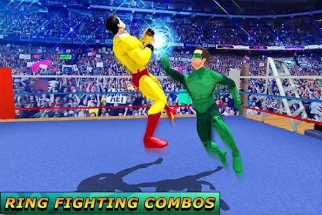 World Superhero Boxing Tournament - náhled