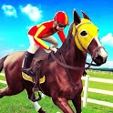 Horse Racing Rider Derby Quest Horse Games icon