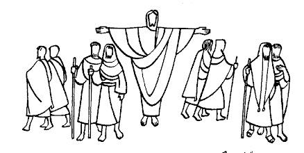 Photo: aparición de jesús