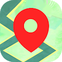 Live GO Map 2020 for Poke Radar icon