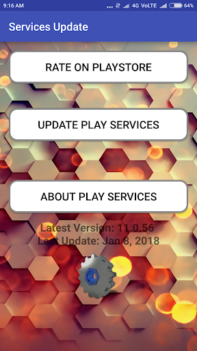 Play Services Update Error Fixed screenshot 5