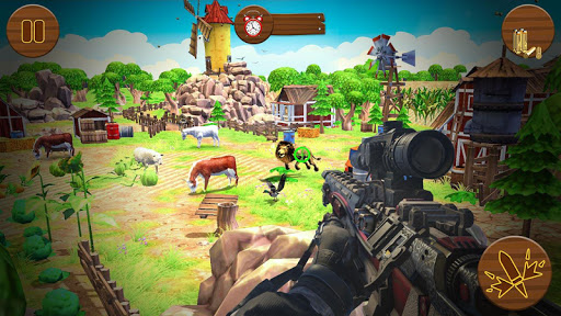 Animals Shooter 3D: Save the Farm 1.0 screenshots 3