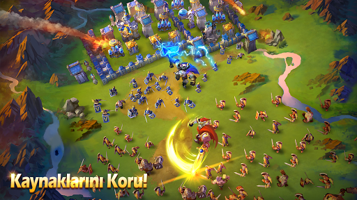 Castle Clash Korkusuz Taku0131mlar  screenshots 13