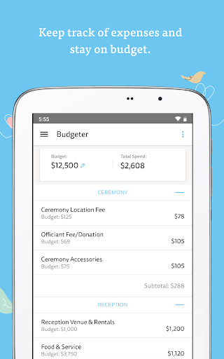 download wedding planner checklist budget countdown for free