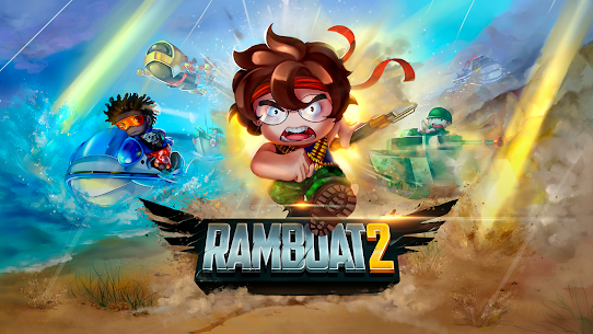 Ramboat 2 MOD Apk (Unlimited Money) 6