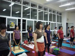 Photo: 20110928健康活力瑜伽