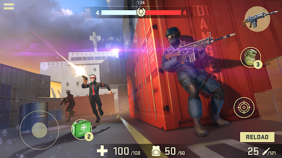 Combat Assault: SHOOTER Screenshot