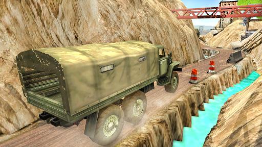 Army Truck Cargo Transport Simulator screenshots 3
