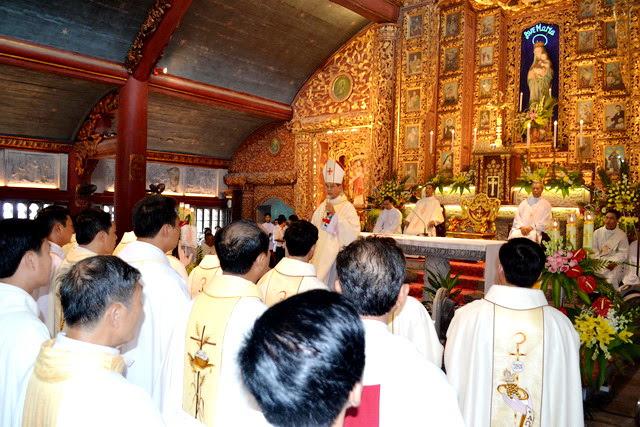 Thánh lễ Truyền chức linh mục giáo phận Phát Diệm 2017 - Ảnh minh hoạ 19