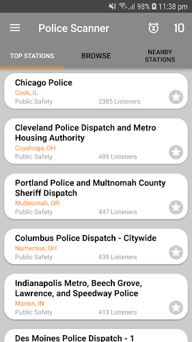 Download Police Scanner APK latest version App by Fonts for