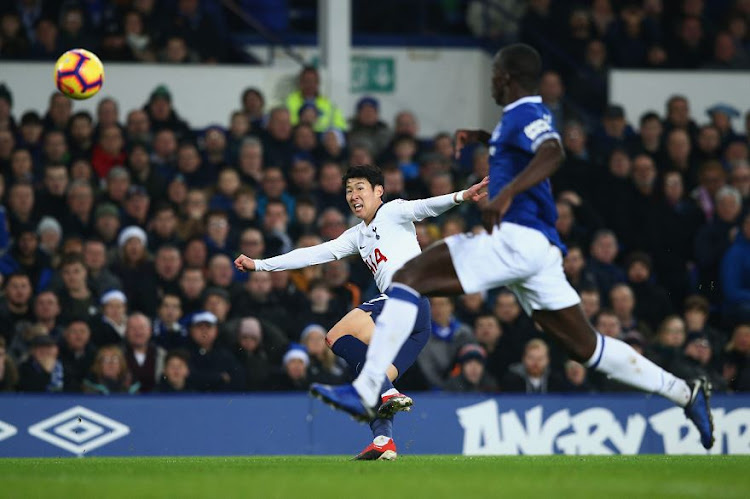 2306165f7 Kane and Son rip Everton apart as Spurs hit six