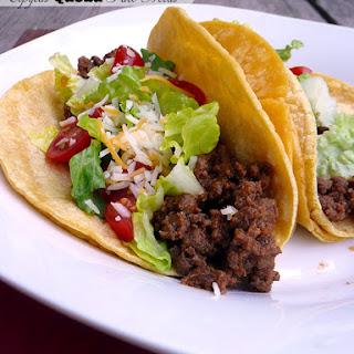 Copycat Qdoba Taco Meat