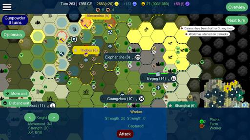 UnCiv 2.9.0 screenshots 1