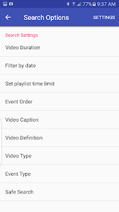 Build Video Lists Fast- Sprout - náhled