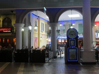 Pizzaexpress On The Orient Restaurant Italian In