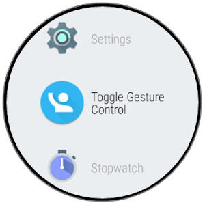 Wear Gesture Control (BETA) screenshot 3