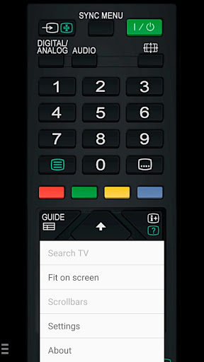 TV Remote for Sony TV (WiFi & IR remote control) by Dev Null (Google