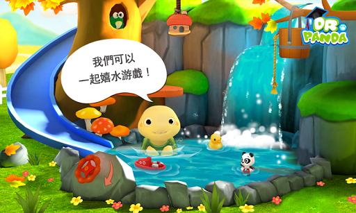 玩免費休閒APP|下載熊貓博士和托托樹屋 app不用錢|硬是要APP
