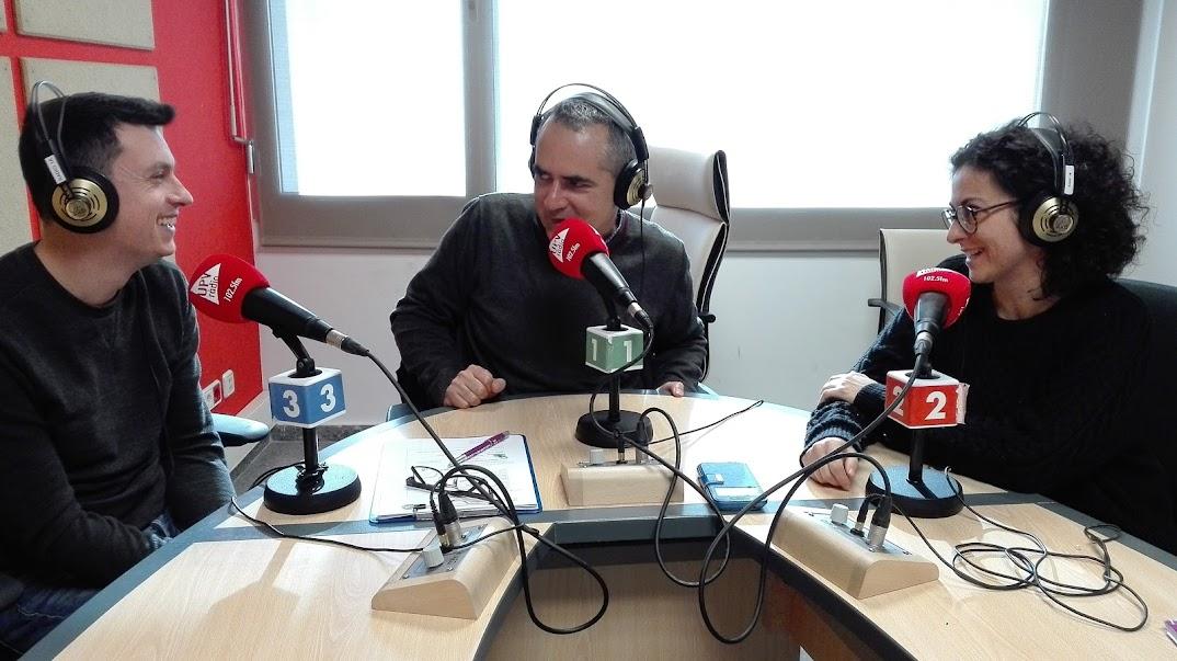 Hablemos de Fallas en UPV-RADIO. Programa nº 29. Cap de Suro.