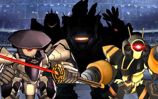 Megabot Battle Arena: Build Fighter Robot screenshots 23