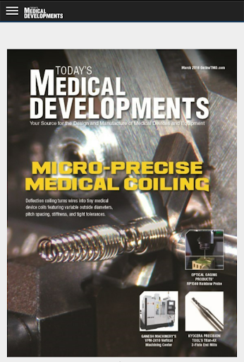 Today's Medical Developments screenshot 7