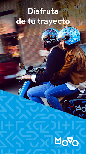 Movo - Motosharing and electric scooters  screenshots 5