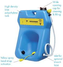 Photo: Bồn rửa mắt cơ động Portable Emergency Eyewash Speakman SE4300 http://www.thietbiruamatkhancap.com/product/detail/224/BoN-RuA-MaT-CaP-CuU-KHaN-CaP-PORTABLE-EMERGENCY-EYEWASH-SE4300.html