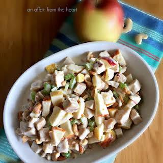 Apple Chicken Salad.