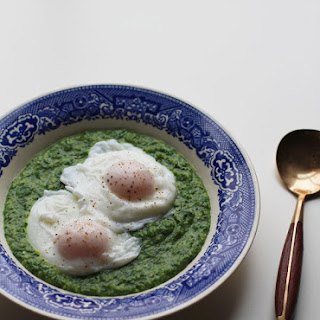 Green Green Grits Recipe