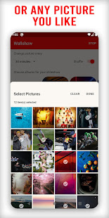 Wallshow - Wallpaper Slideshow. Offline Wallpaper. for PC-Windows 7,8,10 and Mac apk screenshot 16