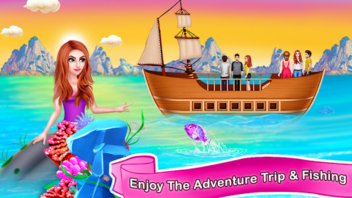 Mermaid Rescue Love Crush Secret Game 1.1.5 screenshots 2